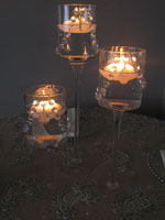 3 Stem Votive Cups