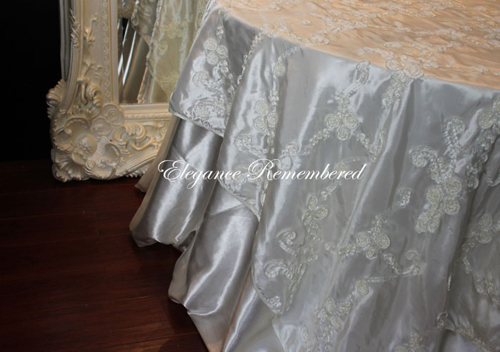 Elegance Remembered Llc Linen Rentals